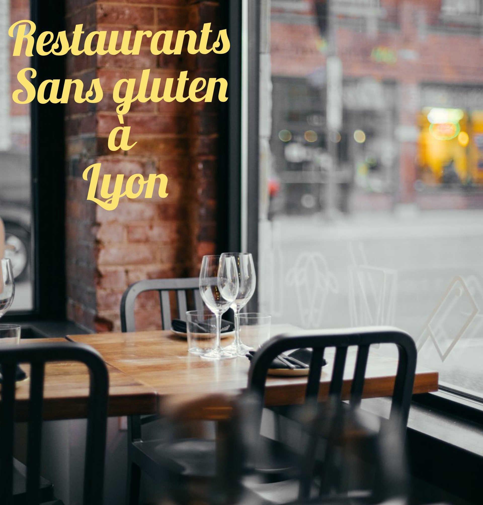 restaurants sans gluten a lyon la fee sans gluten. Black Bedroom Furniture Sets. Home Design Ideas